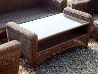 Conservatory Coffee Tables