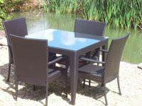 Outdoor Wicker Furniture - Dining Sets
