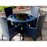 Commercial Wicker - Dining Sets