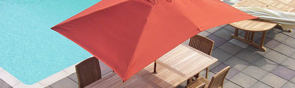 Garden Parasols and Accessories