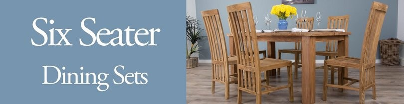 6 seat dining sets