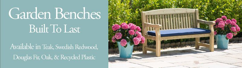 Garden Benches & Garden Seats
