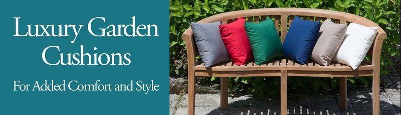 Luxury Garden Cushions