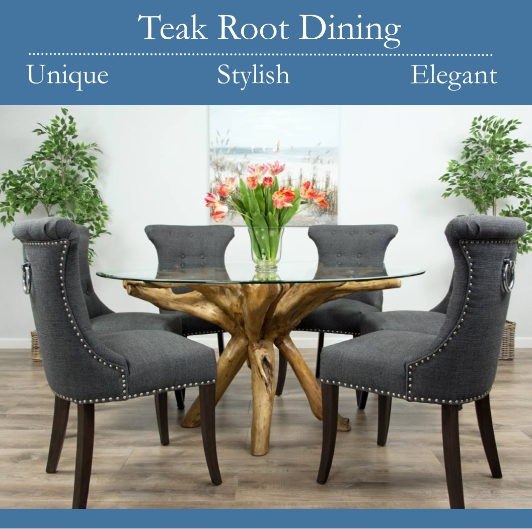 Root dining sets