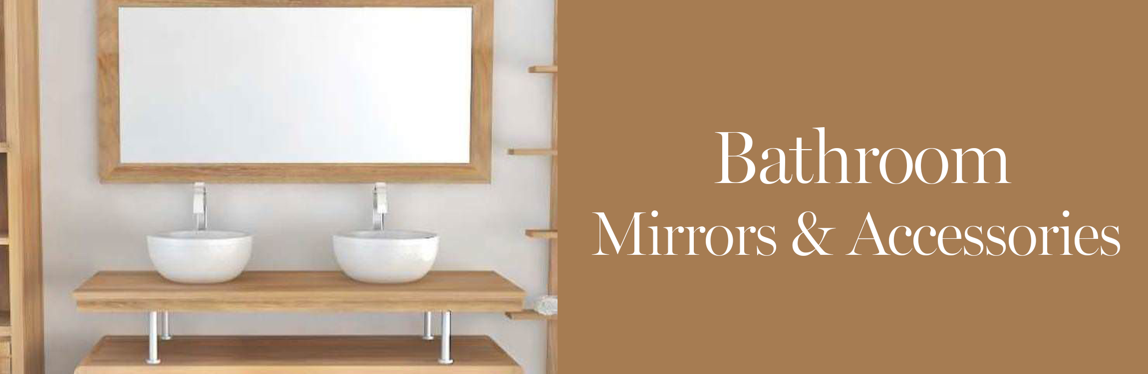 Bathroom Mirrors And Accessories