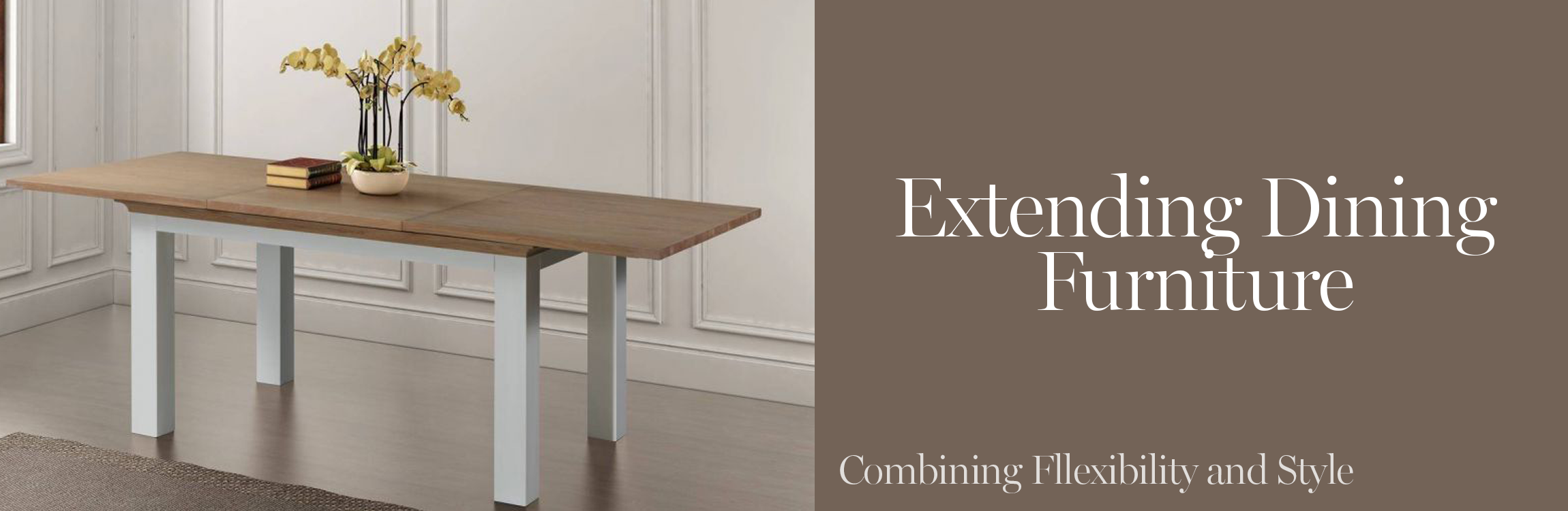 Extending Dining Furniture