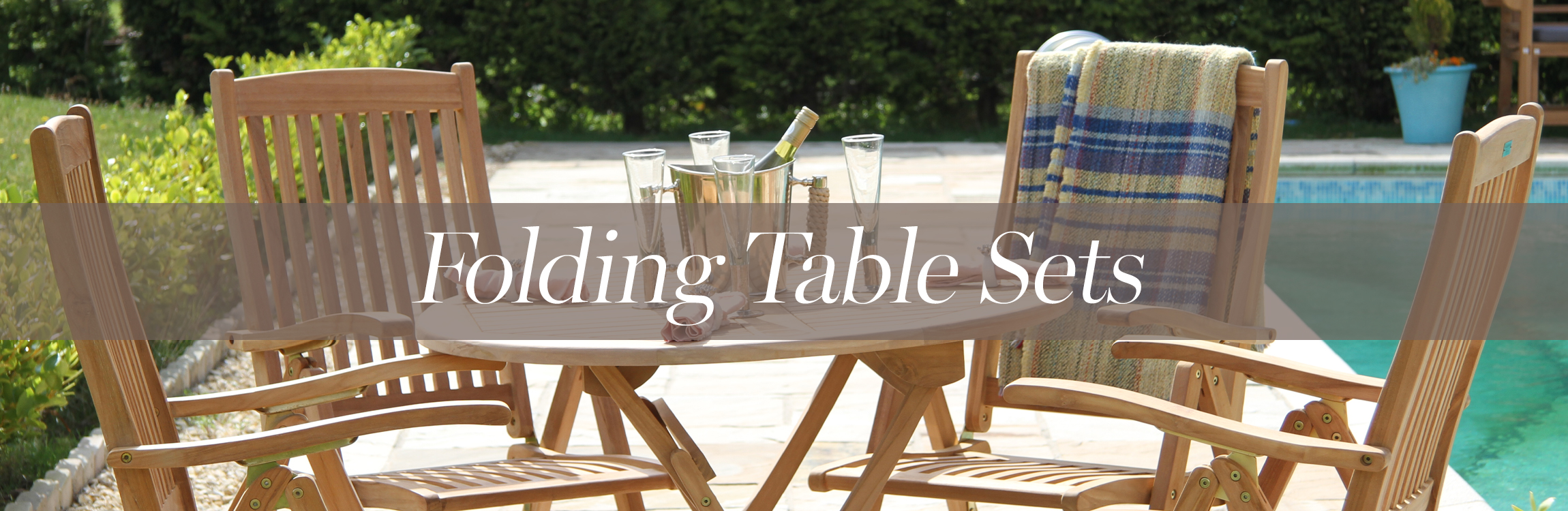 Folding Table Sets
