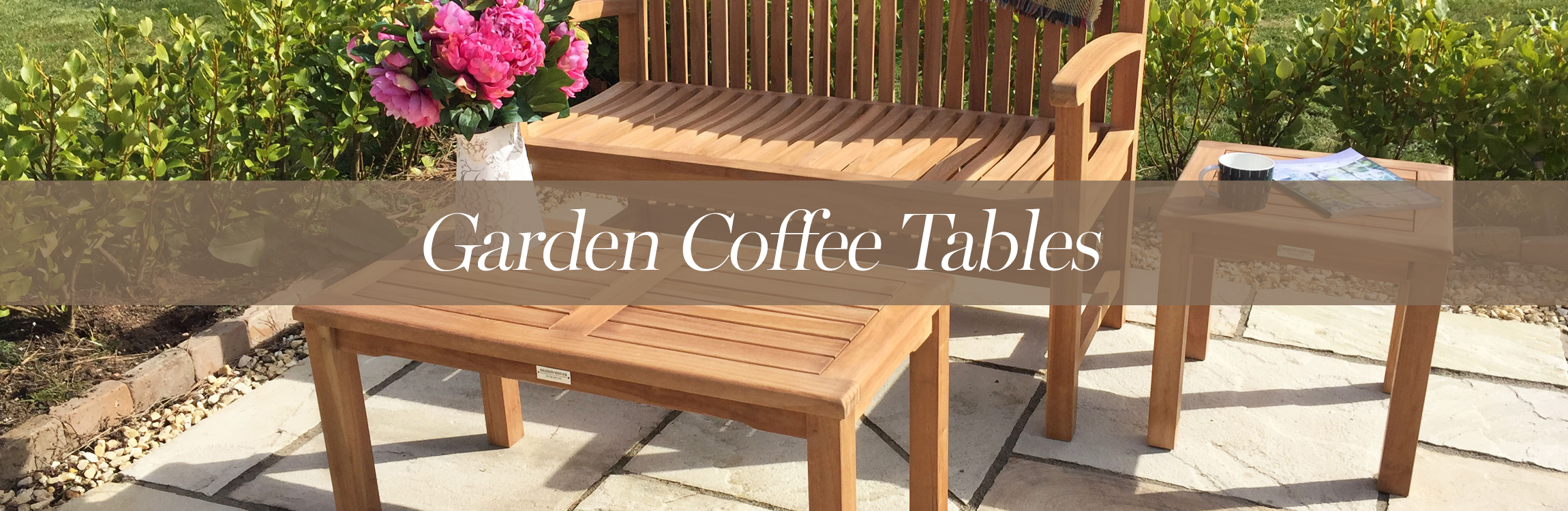 Garden Coffee Tables