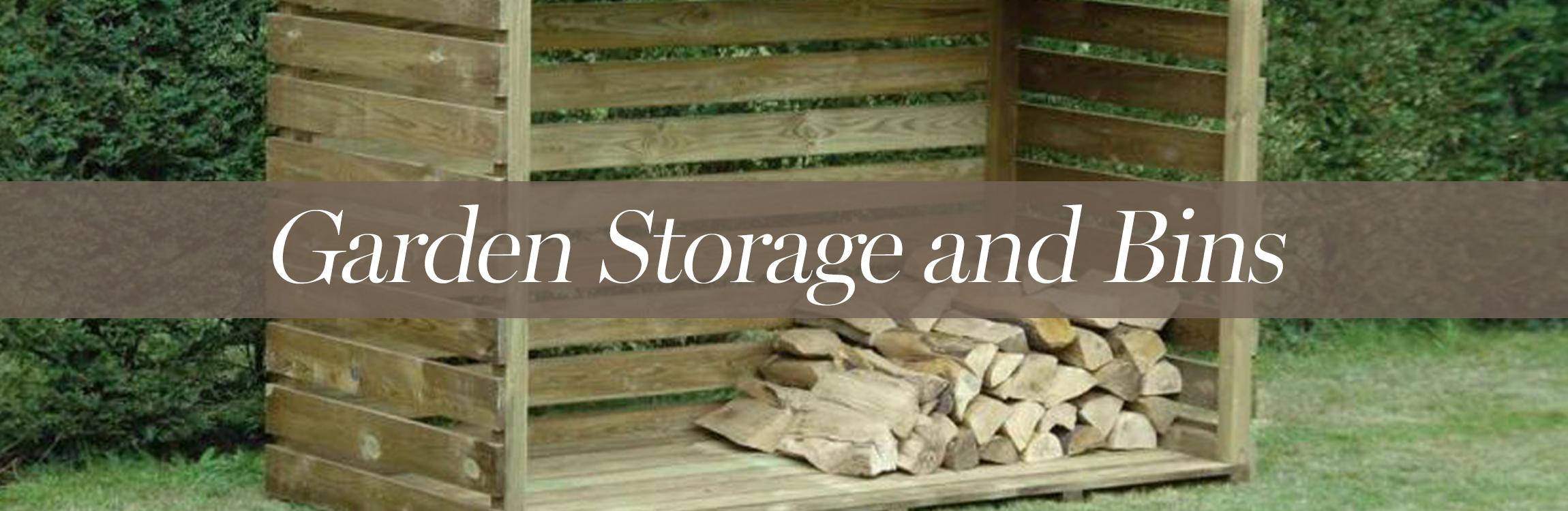 Garden Storage and Bins