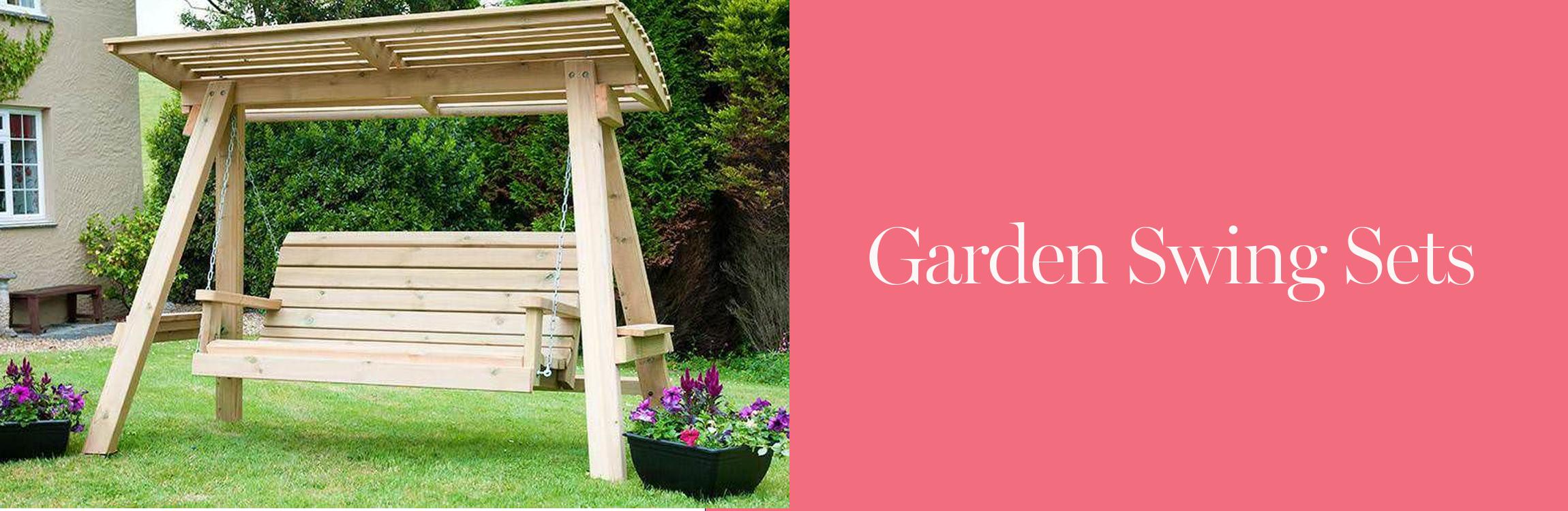 Garden Swing Seats