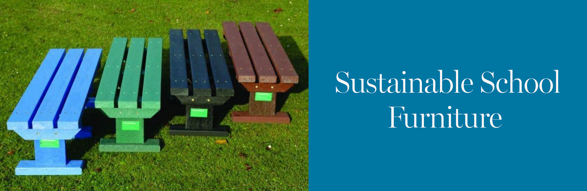 Sustainable School Furniture