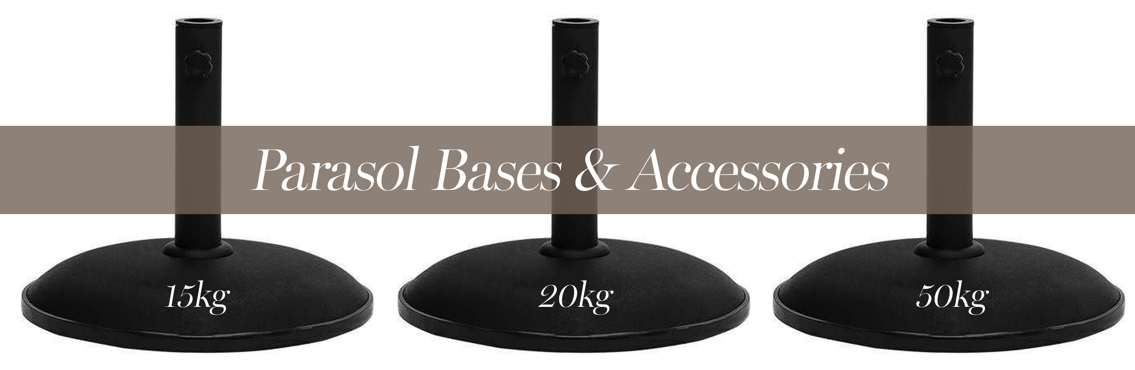 Parasol Bases