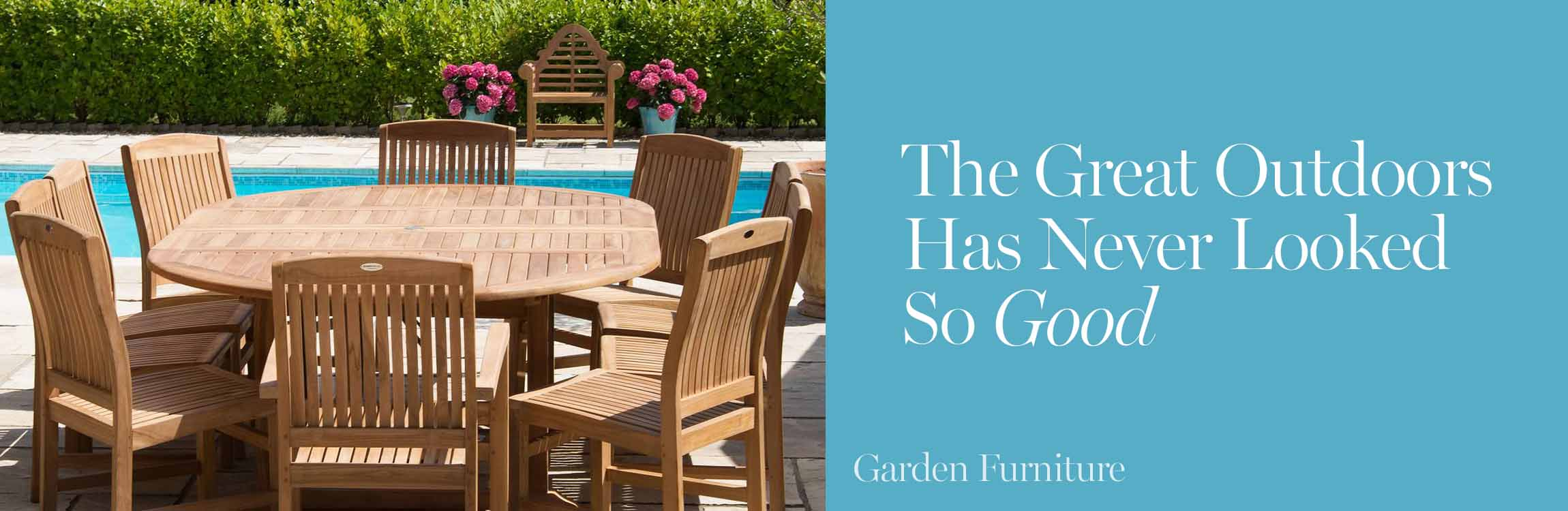 Garden Furniture / Patio Furniture