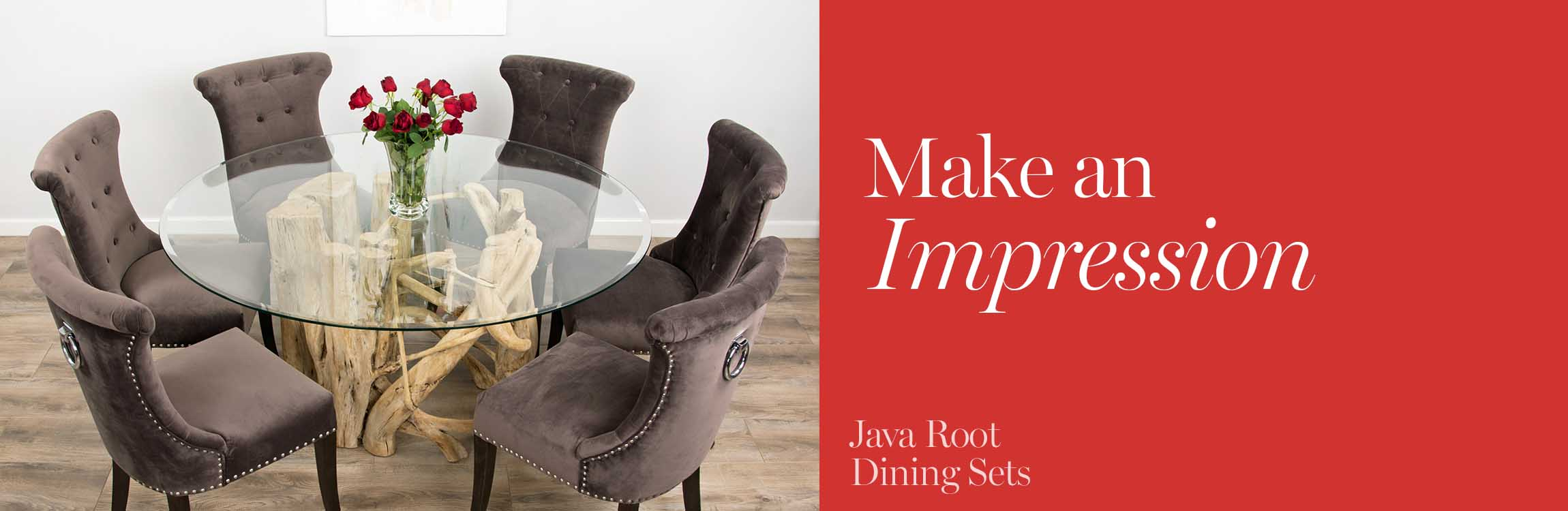 Java Root Dining Sets