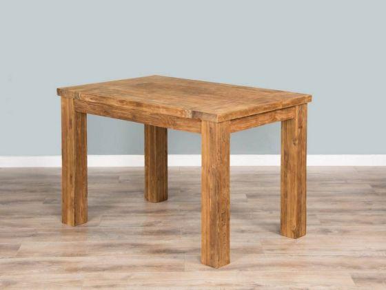1.2m Reclaimed Teak Taplock Dining Table