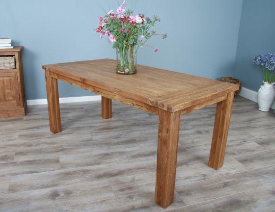 1.8m Reclaimed Teak Taplock Dining Table