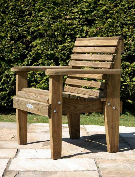 Woodland Garden Armchair