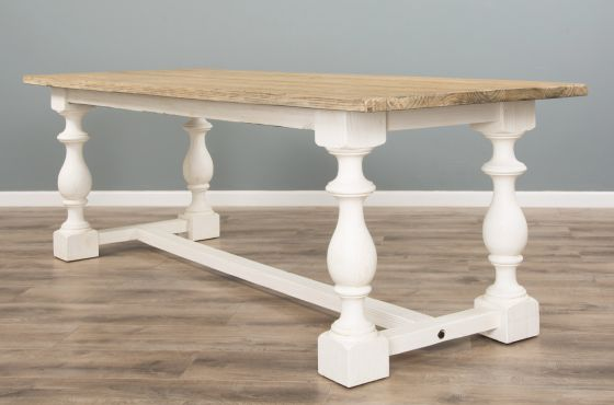 3m Reclaimed Pine Ellena Dining Table