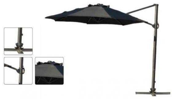 3.5m Round Cantilever Premium Commercial Parasol