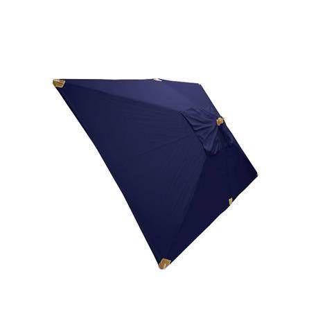 3m x 2m Rectangular Commercial Parasol
