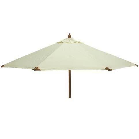 Commercial 3m Round Parasol
