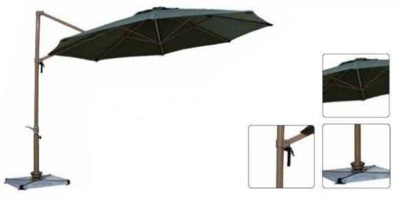 3m Round Cantilever Premium Commerical Parasol