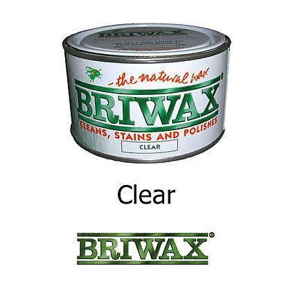 Briwax Natural Beeswax