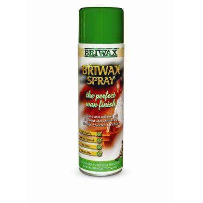 Briwax Natural Spray Wax