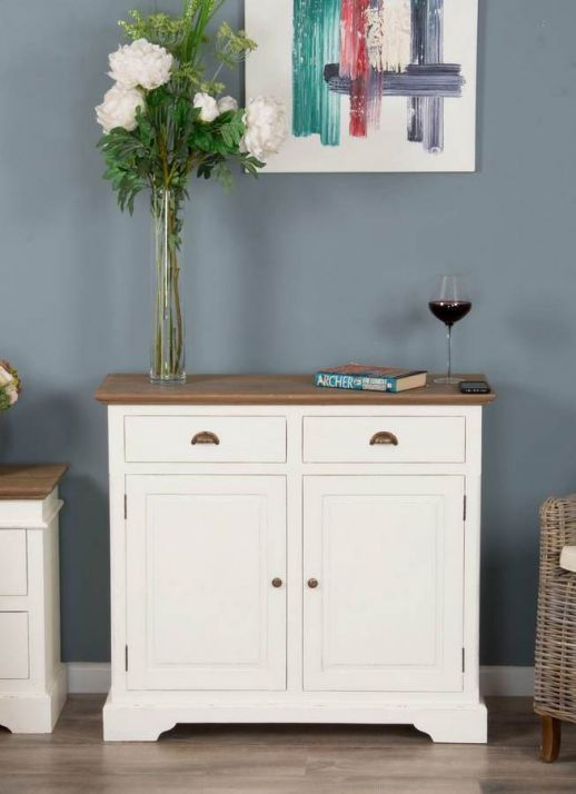 Brocante Two Drawer Dresser