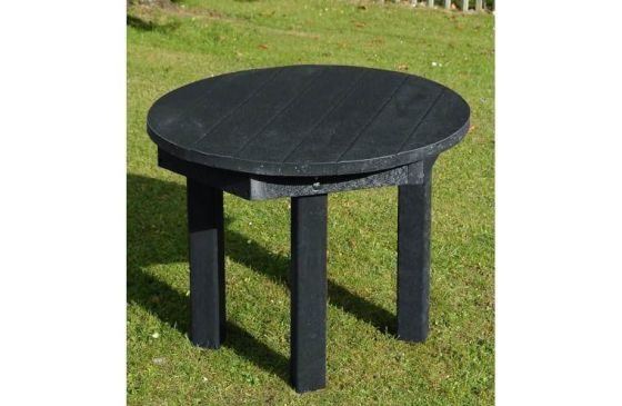Recycled Plastic Circular Table