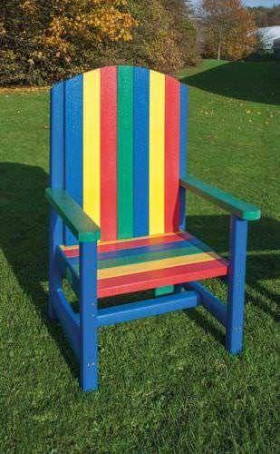 Recycled Plastic Teacher's / Story Teller's Chair