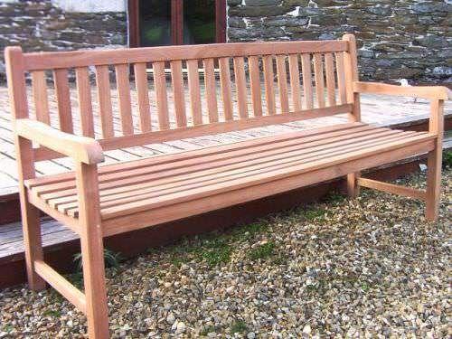 Teak Garden Bench - Richmond
