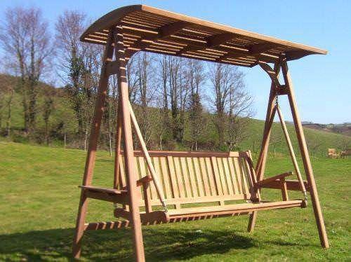 Teak Swing Seat