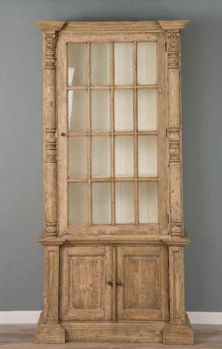 Reclaimed Pine Ellena Cabinet