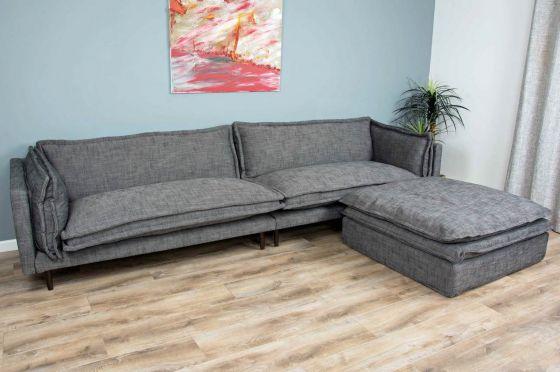 The Grande Nordic 7 Seater Sofa