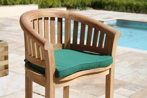 San Francisco Garden Chair Cushion