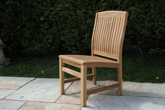 Solid Teak Garden Chair