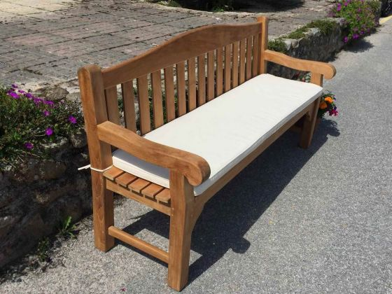 Four Seater Bench Cushion