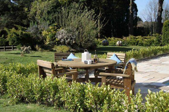 Four seater Woodland Garden Set