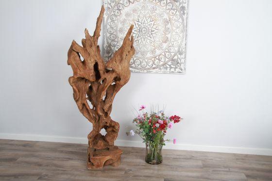 Teak Root Sculpture
