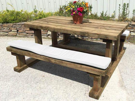 150cm Picnic Bench Cushion