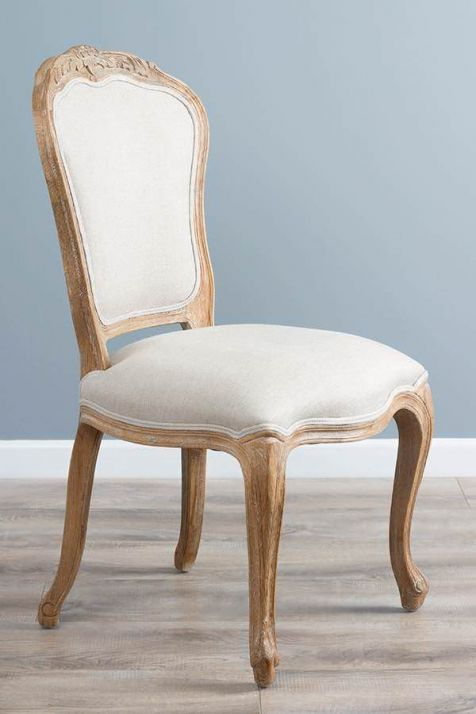 American Oak Grey Wash Claremont Chair