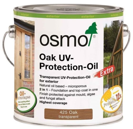 UV Protection Oil
