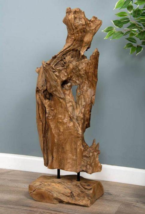Teak Root Sculpture - 2 Sizes