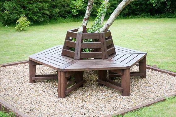 Heavy Duty Hexagonal Tree Seat