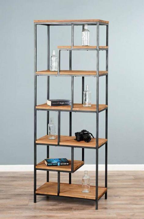 Urban Fusion Slim Shelf Unit