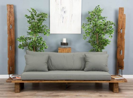 Urban Fusion Reclaimed Teak Sofa