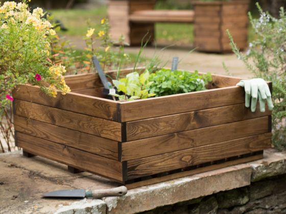 Orchard Vegetable Planter