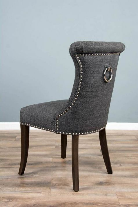 Windsor Ring Back Dining Chair - Dove Grey
