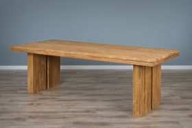 3m Reclaimed Teak Tangerang Dining Table